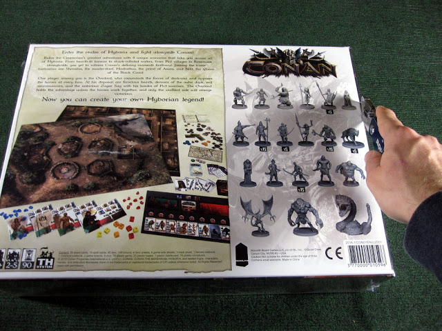 Unboxing Conan by Monolith
