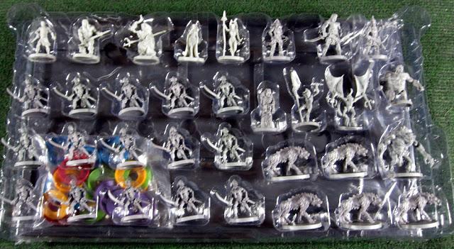 Conan Miniatures
