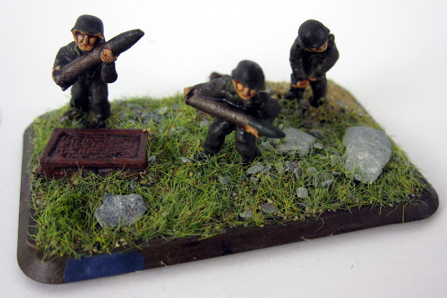 Flames of War German Grenadier Showcase