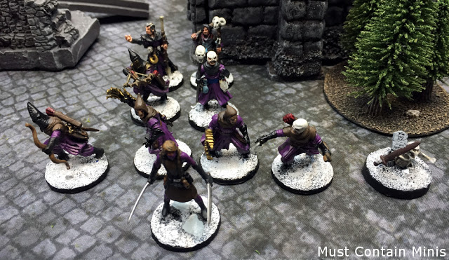 Frostgrave Forgotten Pacts Battle Report