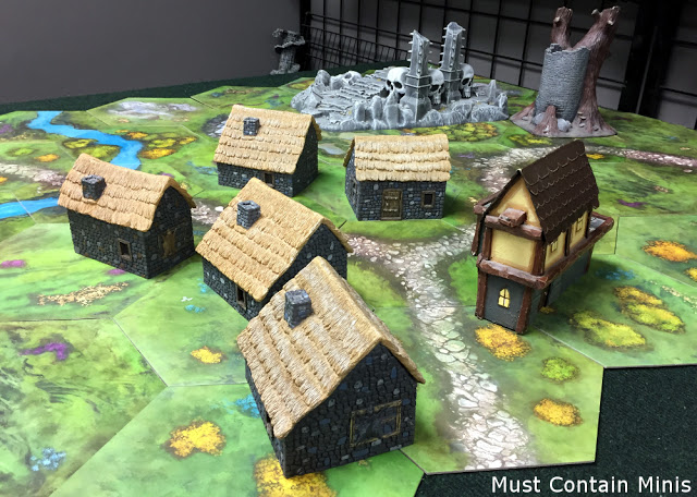 terrain popping off the gaming board