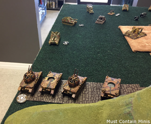 AAR 15mm WW2