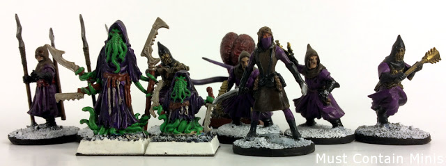 Hotlead Frostgrave Warbands – Part 2