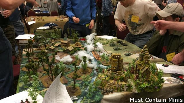 RAFM Vietnam Miniatures Game