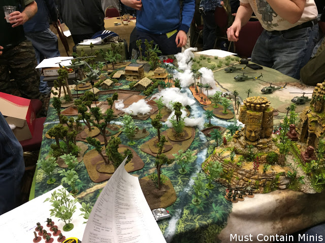 RAFM Vietnman Miniatures Game