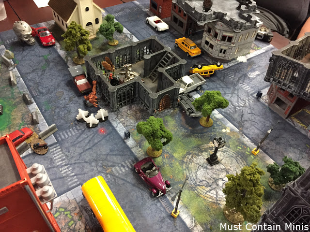Six Squared Studios Convention Game