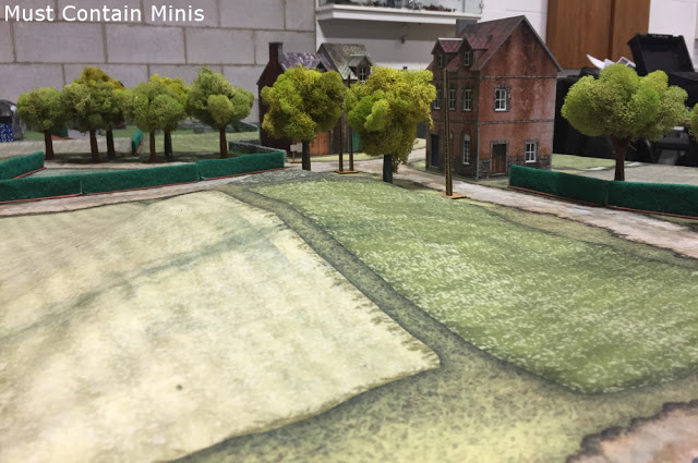 Cigar Box Battle Mat Review for Bolt Action