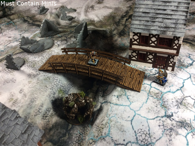 Cigar Box Battle Mat Review for Forstgrave