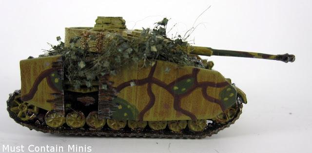 Flames of War Panzer IV (4)