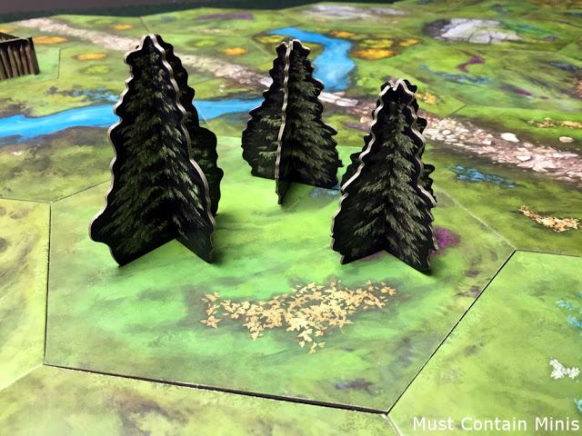 Cardboard Terrain for Miniature Wargaming