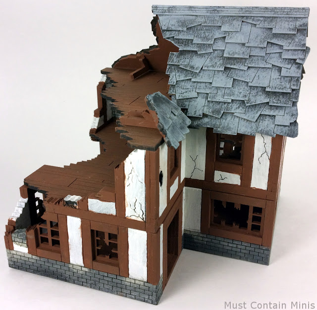 MDF Terrain Review for tabletop wargaming