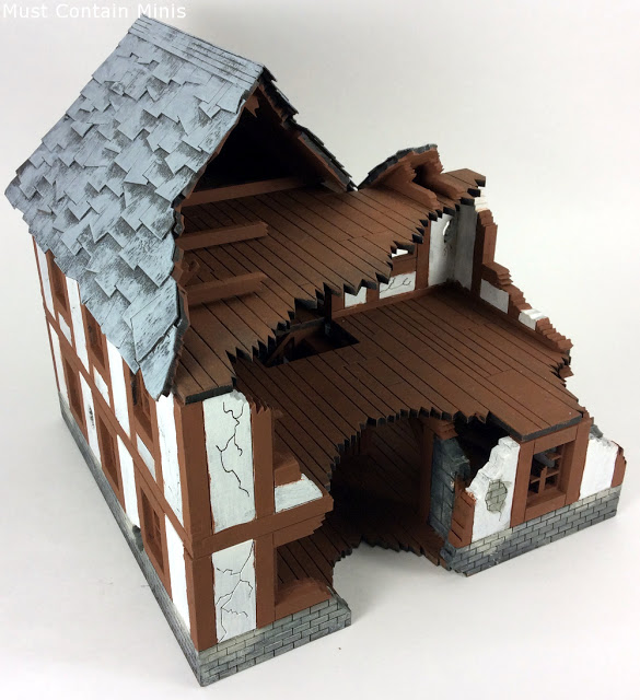 MDF Terrain Review for 28mm Gaming
