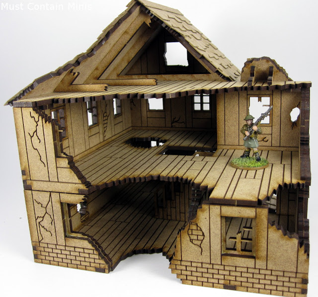 MDF Terrain Review for Bolt Action