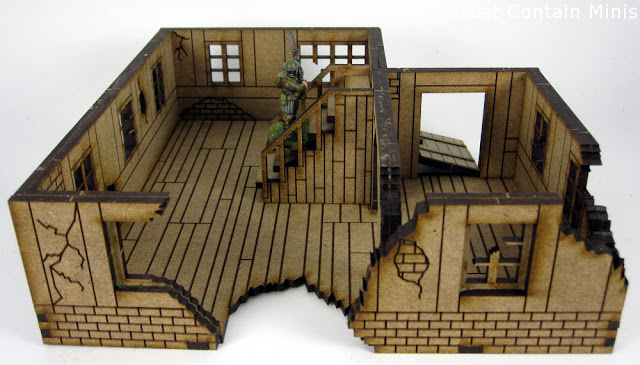 MDF Terrain Review