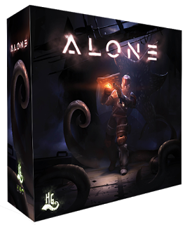 Alone by Horrible Games Box Art