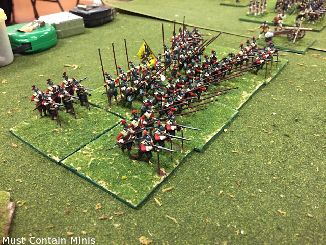 Pike and shot - 30 years war miniatures