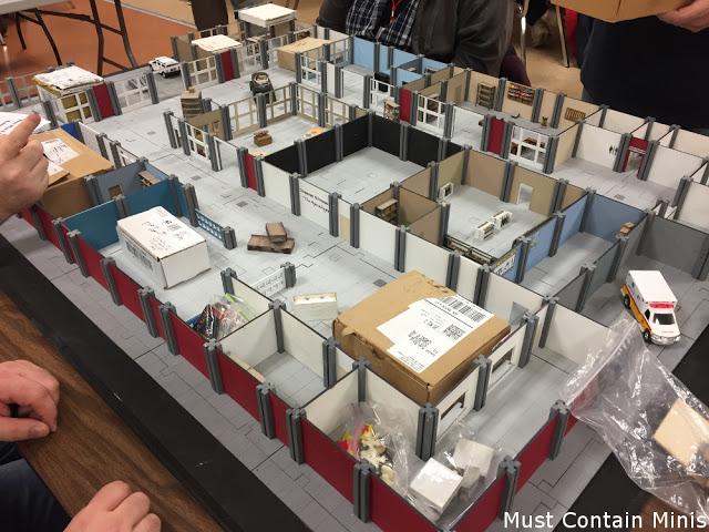 Ambush Z Miniatures Game