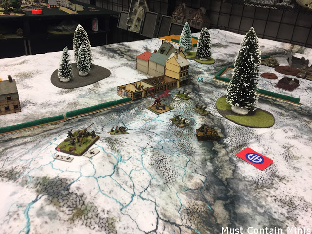 Flames of War Battle Report
