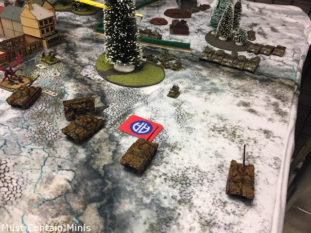 Flames of War Tournament Battle Report