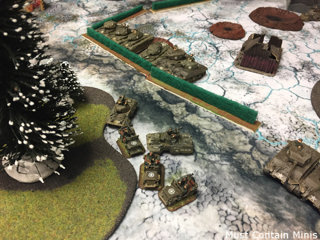 Flames of War After Action Report (AAR)