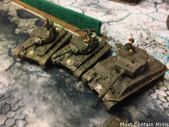 American Victory - Flames of War Battle Report