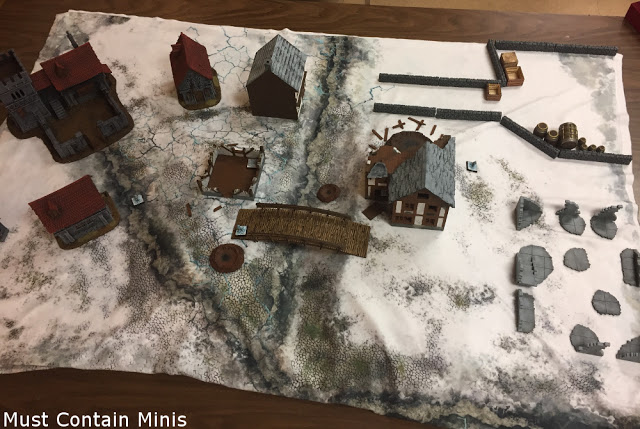 Frostgrave Convention Battle Report (AAR)