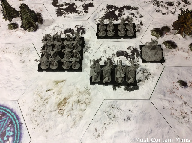 Runewars Battle Report