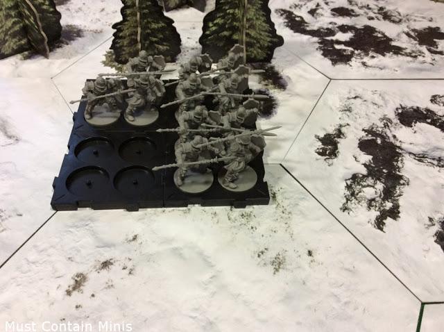 Daqan Victory in Runewars the Miniatures Game