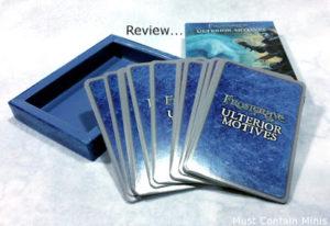 Review: Ulterior Motives for Frostgrave
