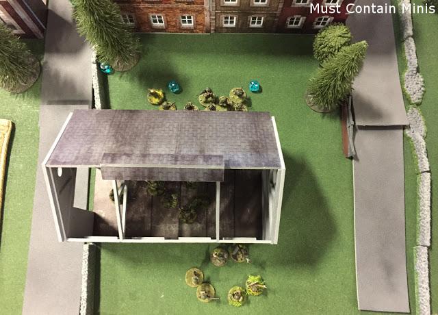 British Deployment