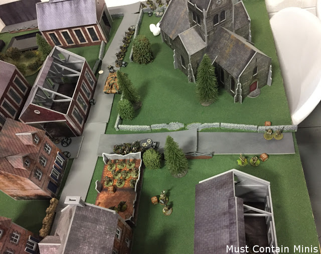 A Bolt Action Germany vs Britian AAR