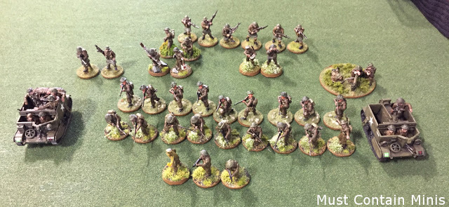British Army in Bolt Action