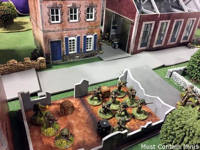 Bolt Action Sea Lion Battle Report AAR