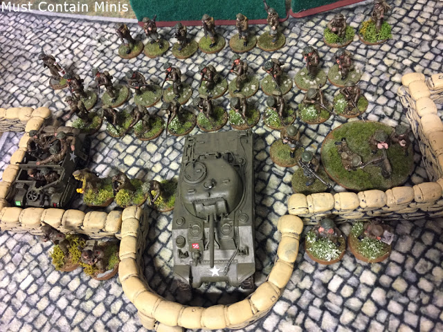 1200 point British Army for Bolt Action
