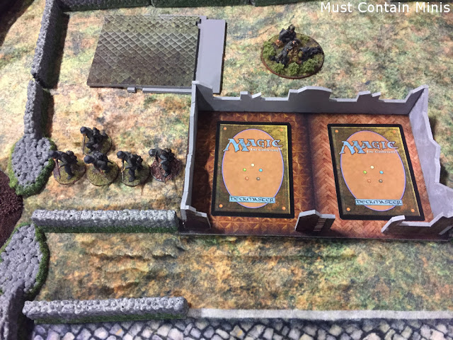 German Deployment in Bolt Action