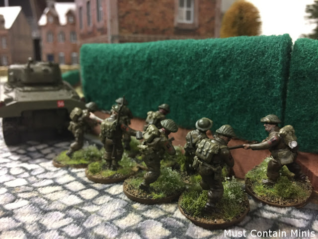 British Bolt Action Soldiers