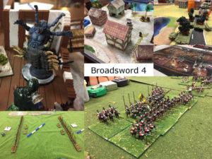 Broadsword 4 is Next Weekend!!! (August 26, 2017)