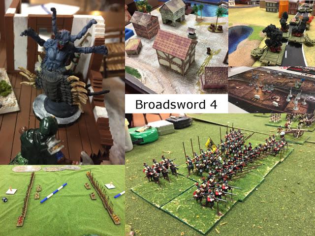 Broadsword 4 Event in Hamilton Ontario