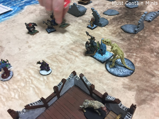 Frostgrave Worm Hunt