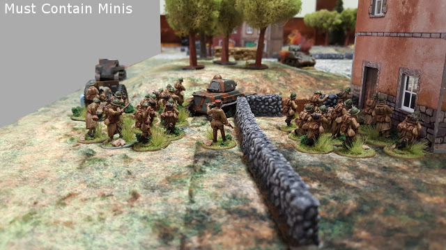 Bolt Action French Army AAR / Battle Report