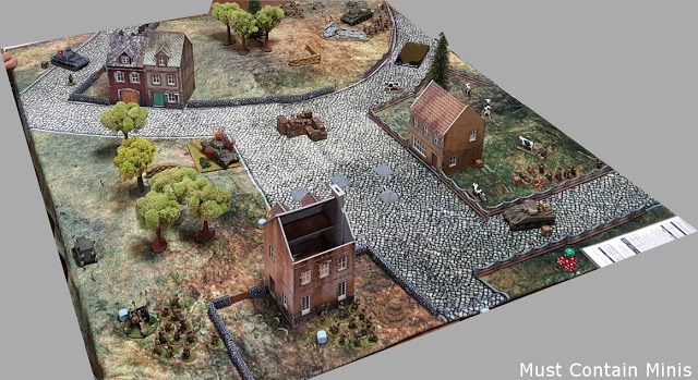 Bolt Action Battle Report / AAR