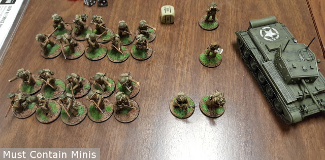 550 Point British Bolt Action Army