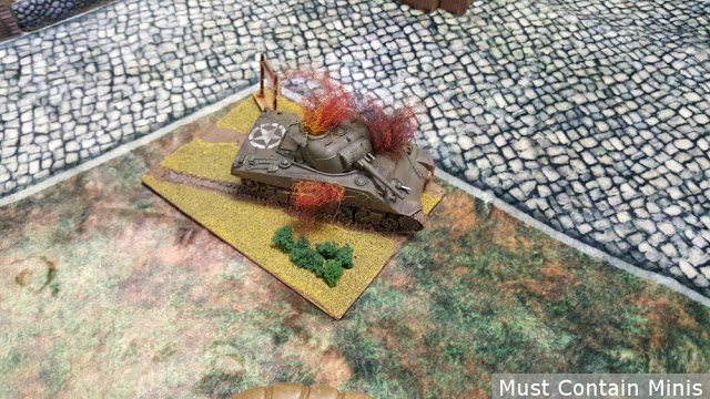 Bolt Action Miniature Objective