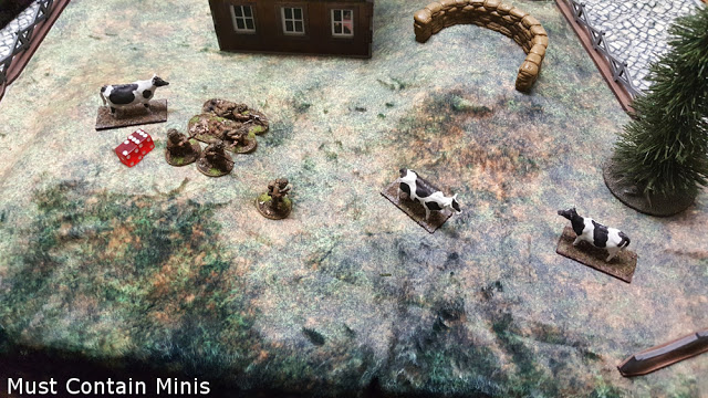 AAR Bolt Action Battle Report