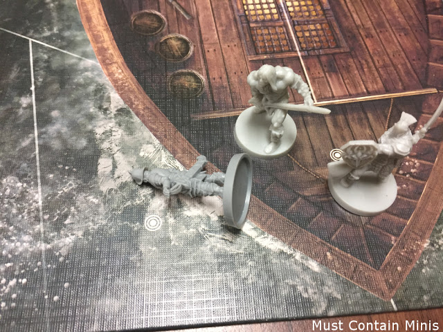 Conan the Board Game Battle Report (game by Monolith and distributed by Asmodee)