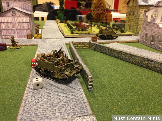 Wargaming with Paper Terrain - Bolt Action