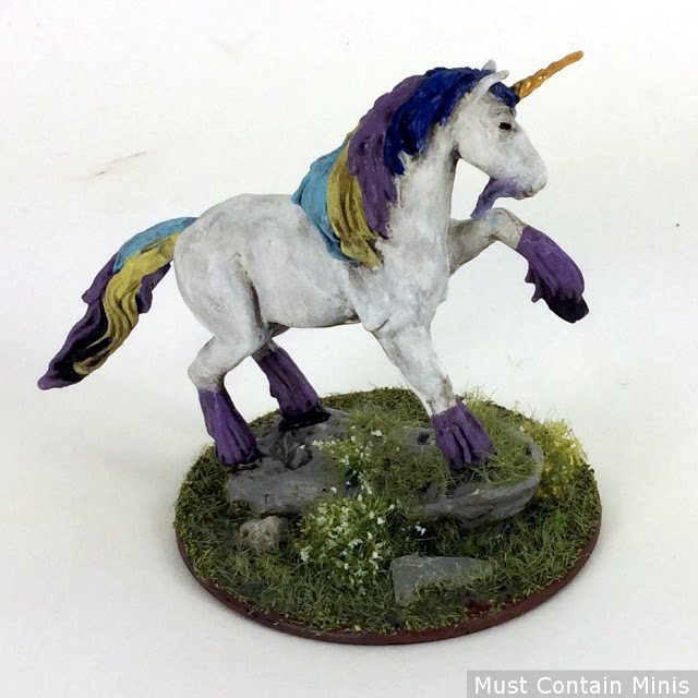 A Unicorn by WizKids