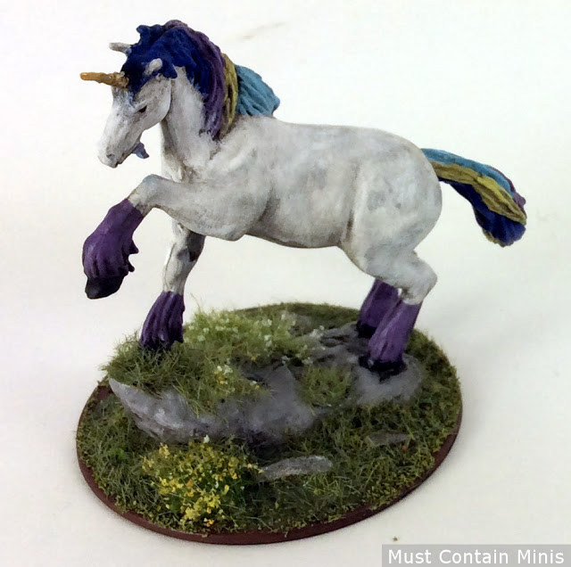 Unicorn Miniature by WizKids