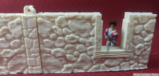 3D Printed houses for Historical Wargaming