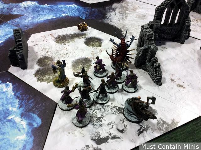 Frostgrave Deployment